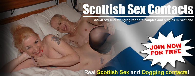 Casual sex in scotland